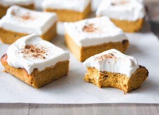 Grain Free Spiced Pumpkin Cake