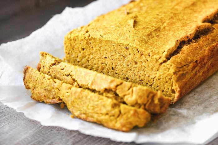 Easy Pumpkin Loaf