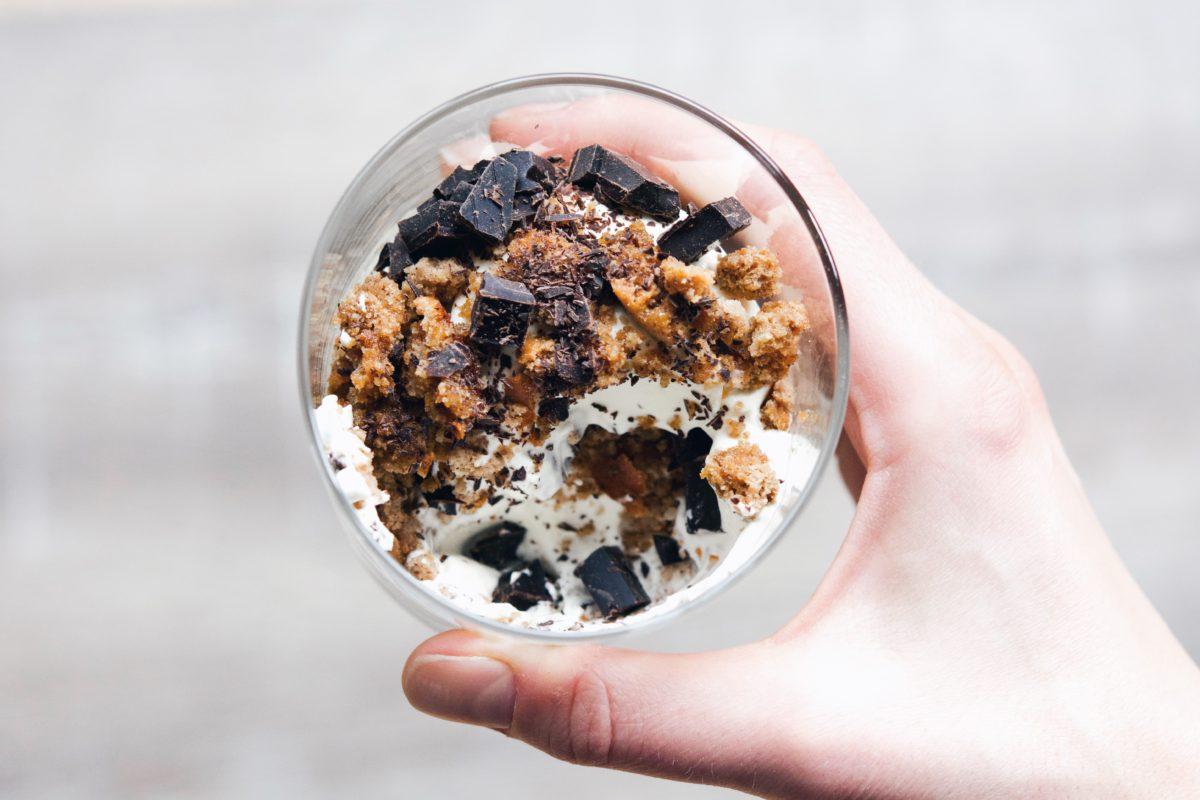 Cookie Crumble Parfait