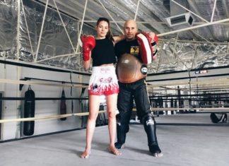 Darren Curovic Muay Thai