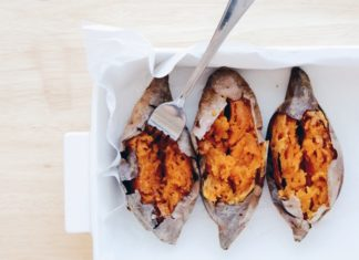 Easy Sweet Potato