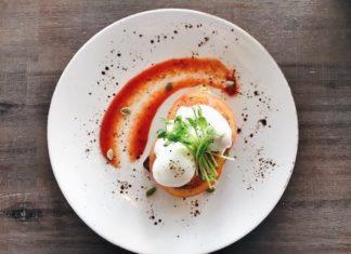 Paleo zucchini bread stack at Health Freak Perth