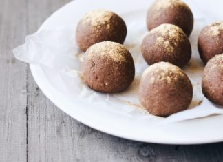 Mesquite and Cacao Protein Balls