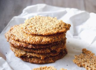 Oat and Chia Cookies