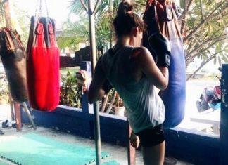 Training Muay Thai in Thailand