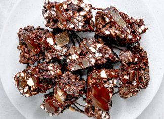 Rocky Road with 5 ingredients